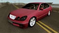 Lexus GS300 3.5 2003 для GTA San Andreas