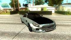 Mercedes-Benz AMG GT R Coupe для GTA San Andreas
