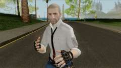 Character Pubg Sin Casco для GTA San Andreas