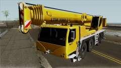 Liebherr LTM 1100-4.2 2016 для GTA San Andreas