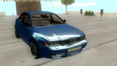 Audi S4 Blue для GTA San Andreas