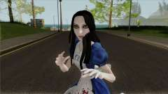 Alice Lidell from Alice Madness Returns для GTA San Andreas