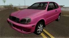 Daewoo Lanos Hatchback 1.6 16V 2001 (US-Spec) для GTA San Andreas