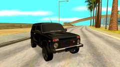 Lada Niva Offroad для GTA San Andreas