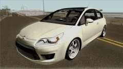 Citroen C4 Compact для GTA San Andreas