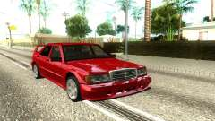 Mercedes-Benz 190E Evolution для GTA San Andreas