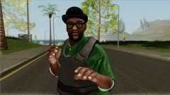 Big Smoke Vest Skin (Legacy Version) для GTA San Andreas