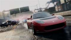 Need For Speed Most Wanted 2012 Loadscreen для GTA San Andreas