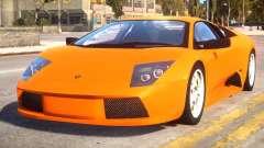 Lamborghini Murcielago 2005 v1.1 для GTA 4