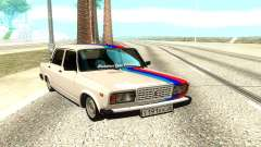 VAZ 2107 AMG для GTA San Andreas