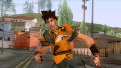 Dragonball Evolution - Goku Skin для GTA San Andreas