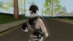 Skin Random 10 GTA V Online (Female) для GTA San Andreas