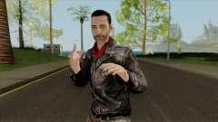 The Walking Dead No Man's Land Negan для GTA San Andreas