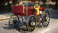 Daimler Benz 1886 V.2 для GTA 4