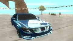Mercedes-Benz S63 AMG 222