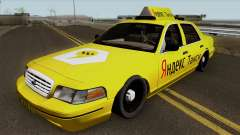 "Ford Crown Victoria ""Яндекс Такси"" для GTA San Andreas"