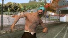Crips & Bloods Vla Skin 1 для GTA San Andreas
