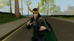 Marvel Future Fight - Loki для GTA San Andreas