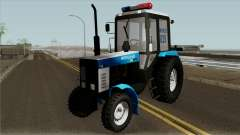 МТЗ-80 Милиция Белоруссии для GTA San Andreas