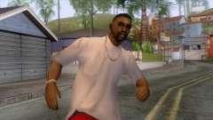 Crips & Bloods Ballas Skin 10 для GTA San Andreas