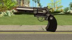 Револьвер среднего качества для GTA San Andreas