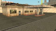 Doherty Garage Retextured для GTA San Andreas