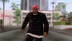 Crips & Bloods Ballas Skin 2 для GTA San Andreas
