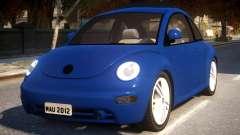 2003 VW New Beetle для GTA 4