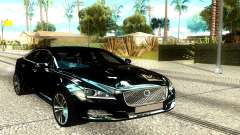 Jaguar XJ для GTA San Andreas