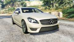 Mercedes-Benz CLS 63 AMG (C218) v1.3 [replace] для GTA 5