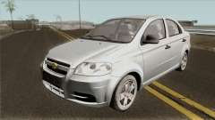 Chevrolet Aveo 2007 v2.0