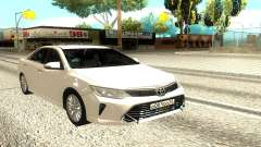 Toyota Camry White для GTA San Andreas