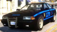Vapid Stanier Gen2 Cruiser Code 3 MX7000 для GTA 4