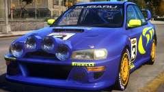 1998 Subaru Impreza WRC - PURPLE