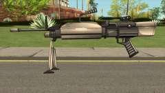 M60 Machine Gun HQ для GTA San Andreas