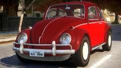 1972 VW Fusca 1300 для GTA 4