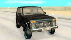 Lada Niva Stock для GTA San Andreas