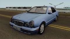 Mercedes-Benz E-Klasse W210 E420 Avantgarde 1999 для GTA San Andreas