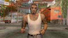 Crips & Bloods Vla Skin 2 для GTA San Andreas