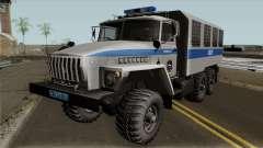 Урал 4320 Спецназ для GTA San Andreas