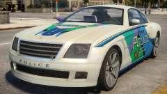 Fusilade V6 3.0i Cop Car для GTA 4