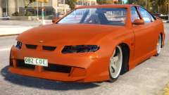 Holden Commodore для GTA 4