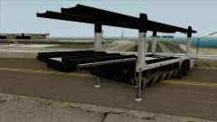 Прицеп-автовоз двухъярусный для GTA San Andreas