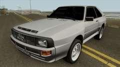 Audi Sport Quattro 1983 White для GTA San Andreas