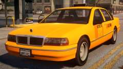 Declasse Premier Taxi V1.1 для GTA 4