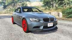 BMW M3 GTS (E92) 2010 real taillight [add-on] для GTA 5