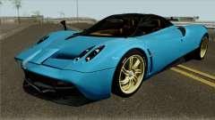 Pagani Huayra 2013 Sport для GTA San Andreas