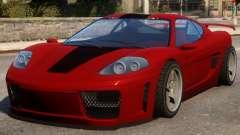 Turismo Tuning для GTA 4