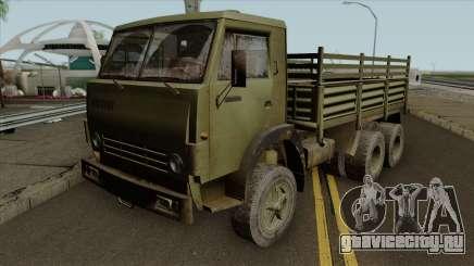 КамАЗ 5320 из Sniper Ghost Warrior 3 для GTA San Andreas