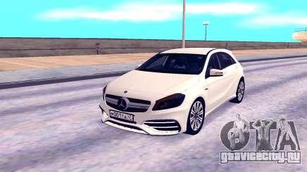 Mercedes-Benz A45 для GTA San Andreas
